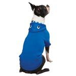 View Image 3 of Casual Canine Lil' Monster Dog Hoodie - Blue