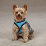 Casual Canine Mesh Dog Harness - Pastel Blue