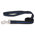 View Image 1 of Casual Canine Mesh Dog Leash - Blue