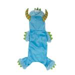 View Image 2 of Casual Canine Monster Paws Dog Costume - Blue