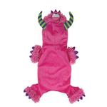 View Image 2 of Casual Canine Monster Paws Dog Costume - Pink