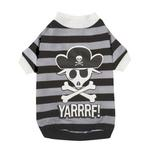 View Image 1 of Pirate Dog T-Shirt