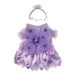 View Image 2 of Casual Canine Sugar Plum Fairy Dog Costume - Violet