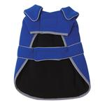 View Image 2 of Casual Canine Thermal Fleece Dog Jacket - Blue