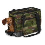 View Image 1 of Casual Canine Urban Jungle Pet Carrier - Camo