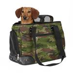 View Image 2 of Casual Canine Urban Jungle Pet Carrier - Camo