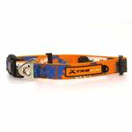View Image 1 of X-treme Game Over Dog Collar - Orange