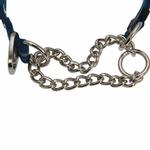 View Image 4 of Chain Reaction Dog Collar by RuffWear - Metolius Blue