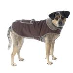 View Image 1 of Cheyenne Dog Coat - Brown