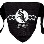 View Image 2 of Chicago White Sox Mesh Dog Bandana