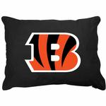 View Image 1 of Cincinnati Bengals Dog Bed