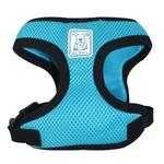 View Image 2 of Cirque Dog Harness - Teal Air Mesh