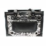 View Image 1 of City Girl Designer Dog Tote - Sir Foxalot