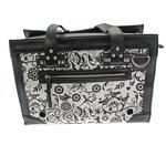 View Image 3 of City Girl Designer Dog Tote - Sir Foxalot