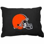 View Image 1 of Cleveland Browns Dog Bed