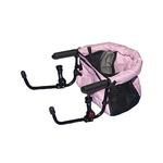 View Image 1 of Clip-On Dog High Chair - Pink