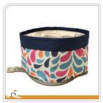 View Image 3 of Color Splash Zippy Dog Bowl by Kurgo