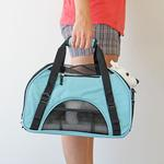 View Image 3 of Comfort Pet Carrier - Mineral Blue