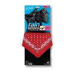 View Image 1 of Convertible Rain Dog Bandana - Red