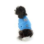 View Image 2 of Cool Canine Dog T-Shirt - Blue