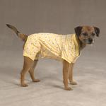 View Image 1 of Cozy Dog Pajamas - Yellow Duck