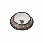 View Image 3 of Crazy Paws Designer Plastic Dog Bowl
