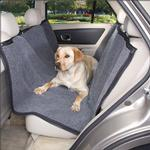 View Image 1 of Cruising Companion All Season Hammock Car Seat Cover - Black