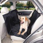 View Image 4 of Cruising Companion All Season Hammock Car Seat Cover - Black