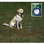 View Image 2 of Cruising Companion Cable Tie Out Leash 15 Ft - Red