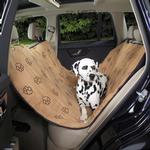 View Image 1 of Hammock Car Seat Cover - Camel