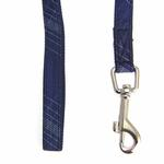 View Image 3 of Cyberspace Dog Leash by Puppia - Navy
