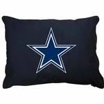 View Image 1 of Dallas Cowboys Dog Bed