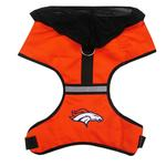 Denver Broncos Dog Harness - Orange