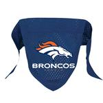 View Image 1 of Denver Broncos Mesh Dog Bandana