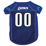 View Image 1 of Detroit Lions Dog Jersey