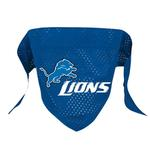 View Image 1 of Detroit Lions Mesh Dog Bandana