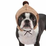 View Image 1 of Dodo Dog Hat by Puppia - Brown