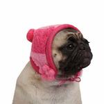 View Image 1 of Dodo Dog Hat by Puppia - Pink
