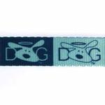 View Image 3 of Dog Is Good Halo Dog Leash - Blue
