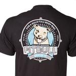 View Image 1 of Dog is Good Never Drink Alone T-Shirt - Pit Bull Porter