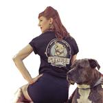 View Image 2 of Dog is Good Never Drink Alone T-Shirt - Pit Bull Porter
