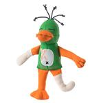 Doggles Cast of Characters Toys - Green Duck