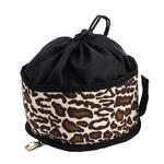 View Image 1 of Doggles Leopard Travel Bowl
