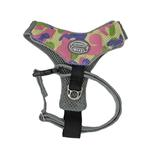 View Image 1 of Doggles V Mesh Harness - Pink Camo