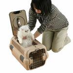 View Image 1 of Double Door Pet Carrier
