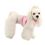 View Image 1 of Downy Pinka Dog Harness by Pinkaholic - Pink