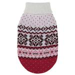View Image 1 of Avalanche Dog Sweater - Pink