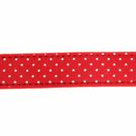 View Image 3 of Canine Charmers Dog Leash - Red Stars
