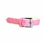View Image 2 of Sparkle Gemstone Dog Collar - Pink