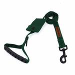 View Image 1 of Eco-Lucks Solid Green Dog Leash